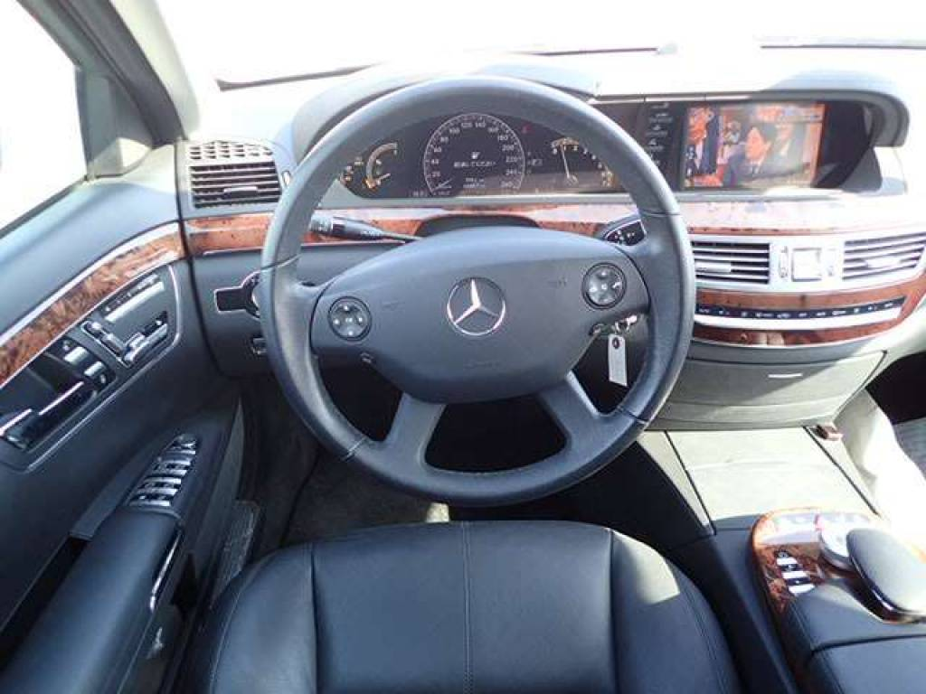 Used 2009 AT Mercedes Benz S-Class 221056 Image[6]