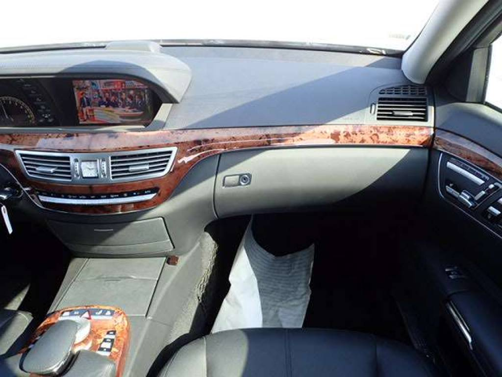 Used 2009 AT Mercedes Benz S-Class 221056 Image[7]