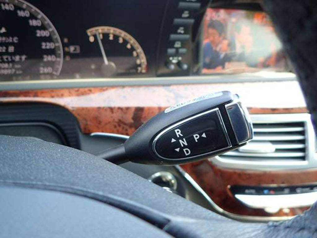 Used 2009 AT Mercedes Benz S-Class 221056 Image[11]