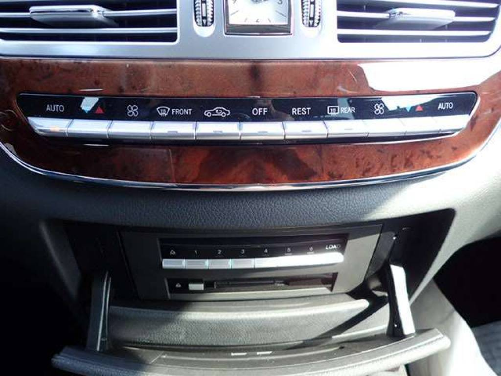Used 2009 AT Mercedes Benz S-Class 221056 Image[13]