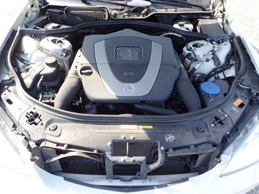 Used 2009 AT Mercedes Benz S-Class 221056 Image[21]