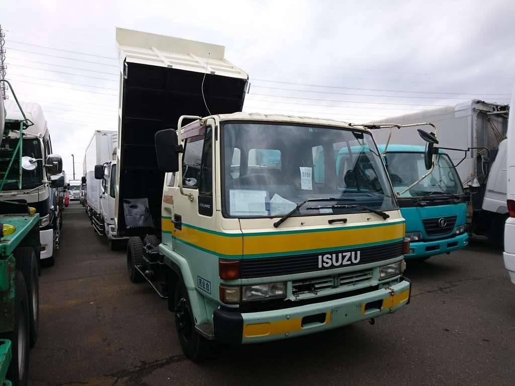 Used 1990 MT Isuzu Forward FRR32DB