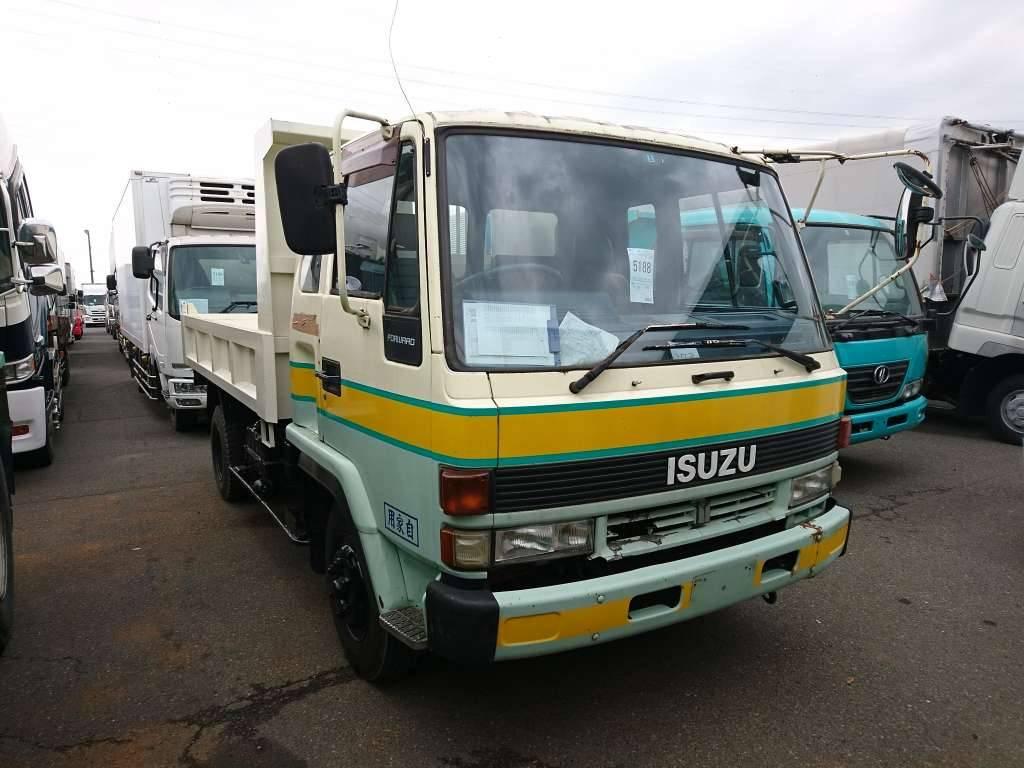 Used 1990 MT Isuzu Forward FRR32DB Image[1]