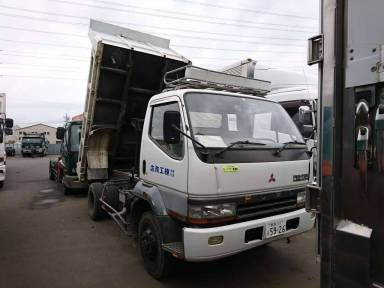 Mitsubishi Fuso Fighter Mignon 1996 from Japan