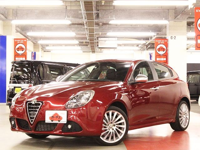 Used 2014 AT Alfa Romeo Alfa Romeo Others ABA-940141