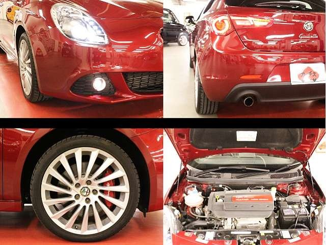 Used 2014 AT Alfa Romeo Alfa Romeo Others ABA-940141 Image[8]