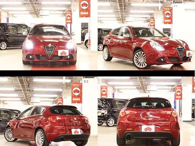 Used 2014 AT Alfa Romeo Alfa Romeo Others ABA-940141 Image[9]