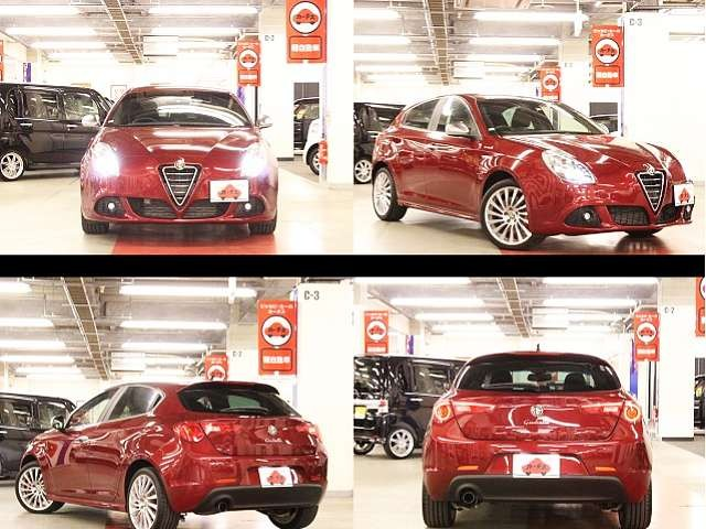 Used 2014 AT Alfa Romeo Alfa Romeo Others ABA-940141 Image[9]