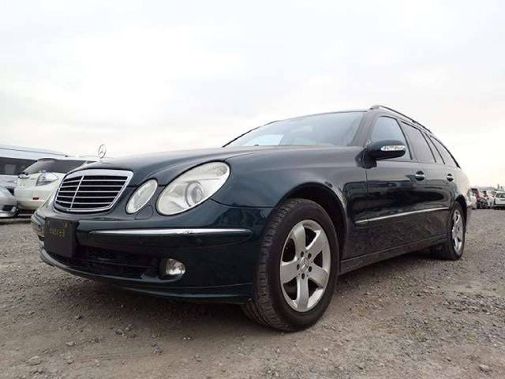 Used 2006 AT Mercedes Benz E-Class 211287