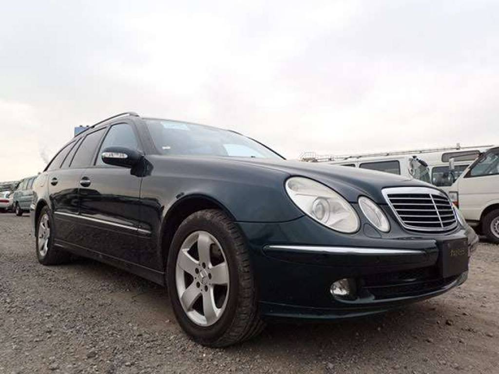 Used 2006 AT Mercedes Benz E-Class 211287 Image[3]