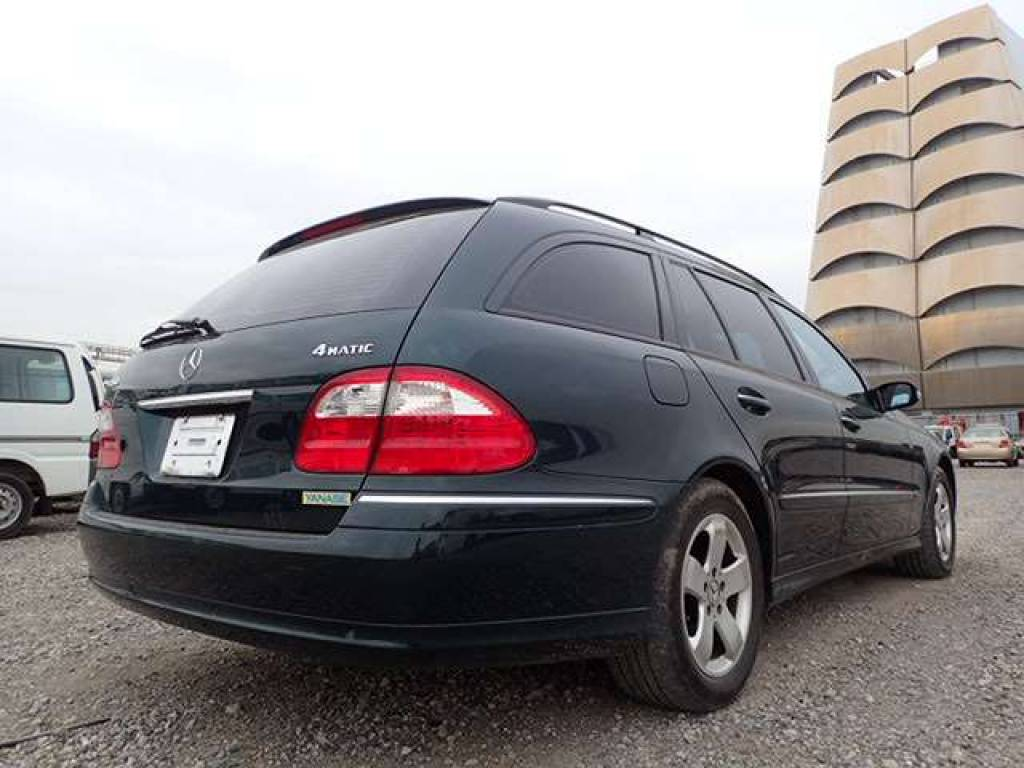 Used 2006 AT Mercedes Benz E-Class 211287 Image[4]