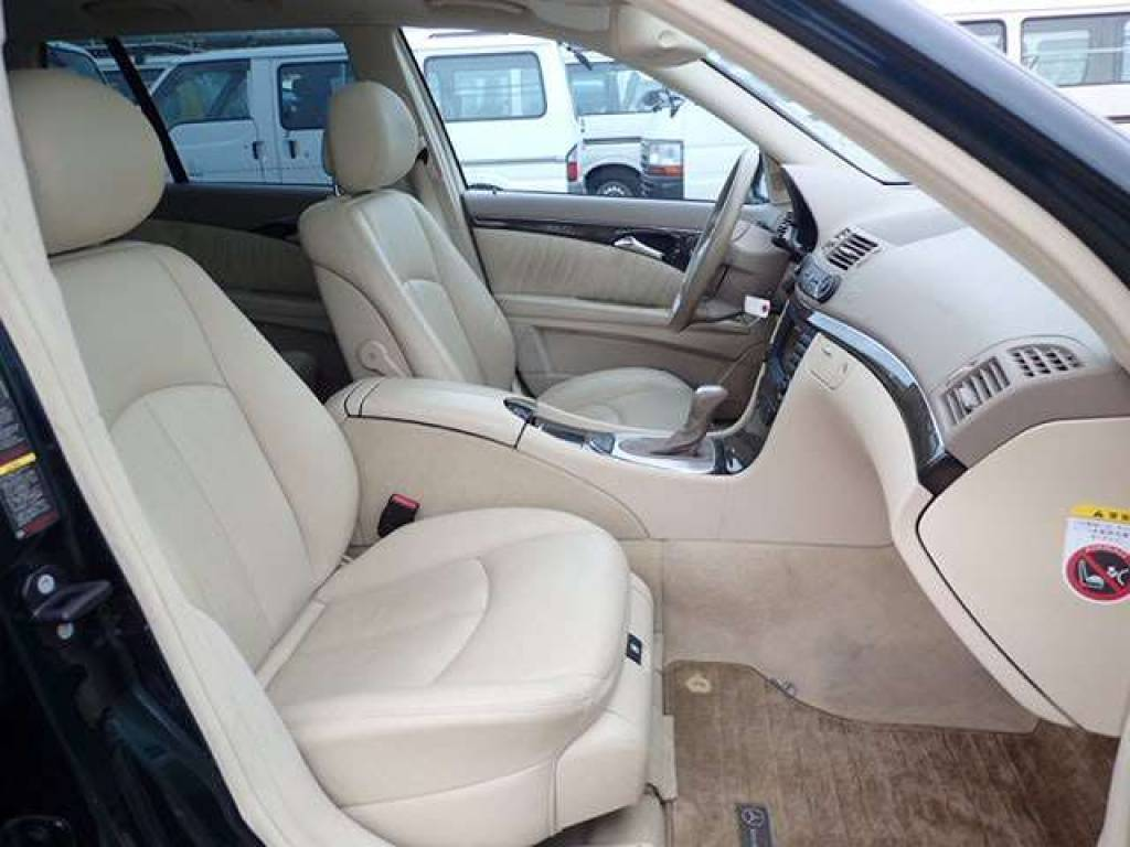 Used 2006 AT Mercedes Benz E-Class 211287 Image[20]