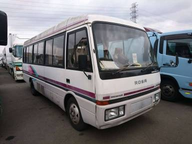 Mitsubishi Fuso Rosa Bus 1992 from Japan