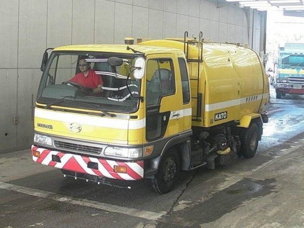 Used 1998 AT Hino RANGER FD2JGCA