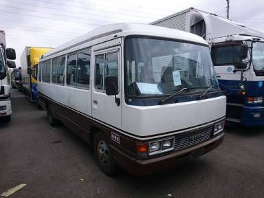 Toyota Coaster 1993 from Japan