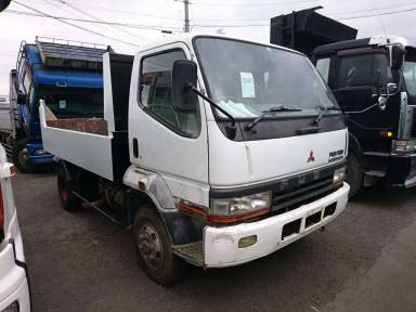 Mitsubishi Fuso Fighter Mignon 1999 from Japan