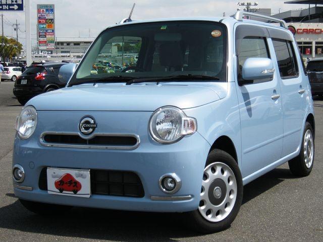 Used 2012 CVT Daihatsu Mira Cocoa DBA-L675S