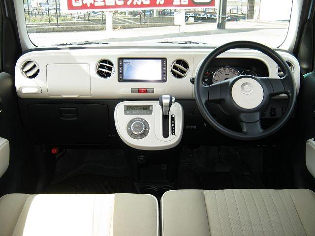 Used 2012 CVT Daihatsu Mira Cocoa DBA-L675S Image[1]