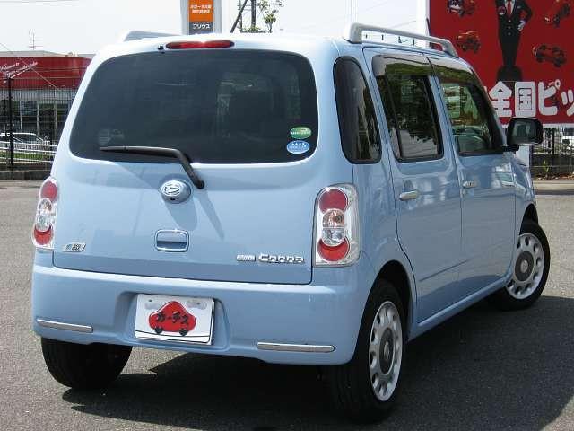 Used 2012 CVT Daihatsu Mira Cocoa DBA-L675S Image[2]