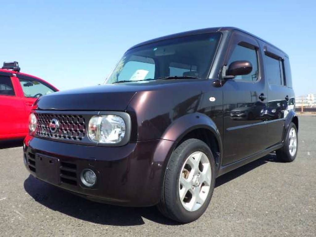 Used 2007 AT Nissan Cube Cubic YGZ11