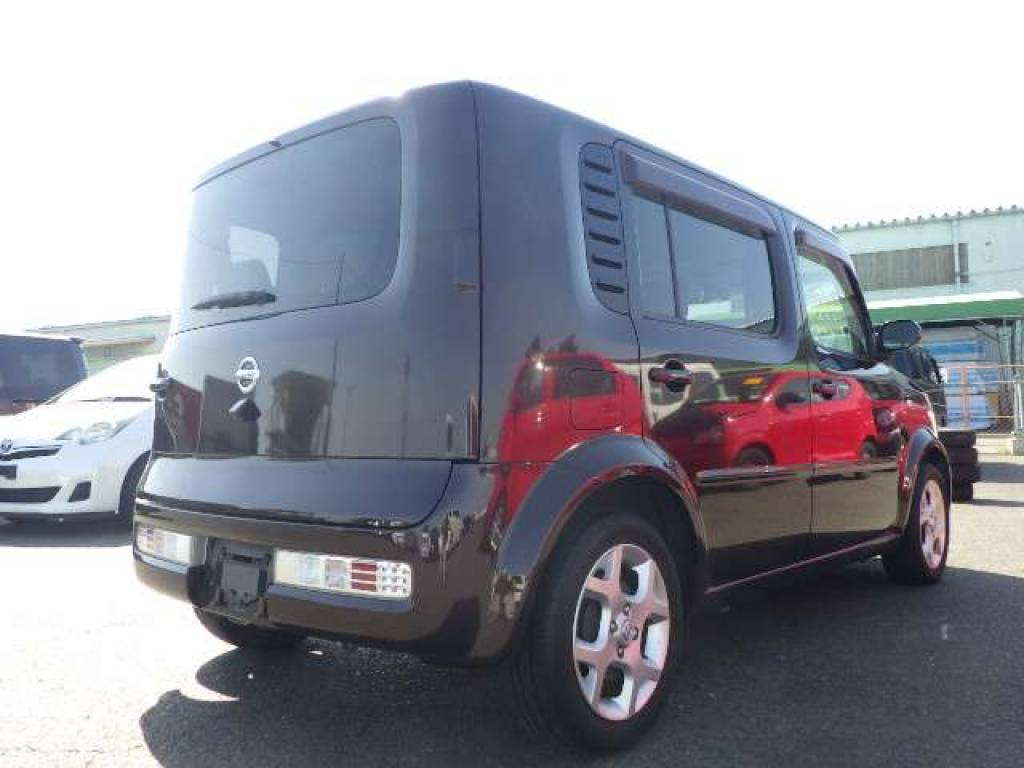 Used 2007 AT Nissan Cube Cubic YGZ11 Image[2]
