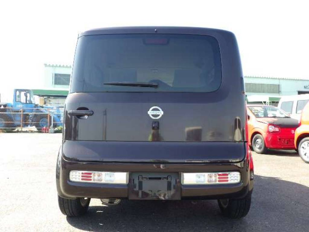 Used 2007 AT Nissan Cube Cubic YGZ11 Image[5]
