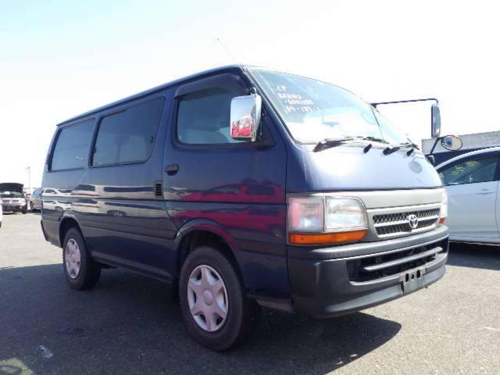 Used 2001 AT Toyota Hiace Van RZH102V Image[1]