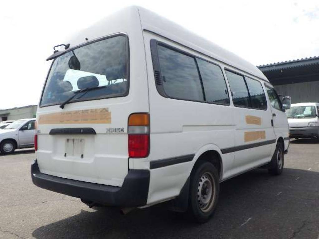 Used 2001 AT Toyota Hiace Commuter RZH125B Image[2]