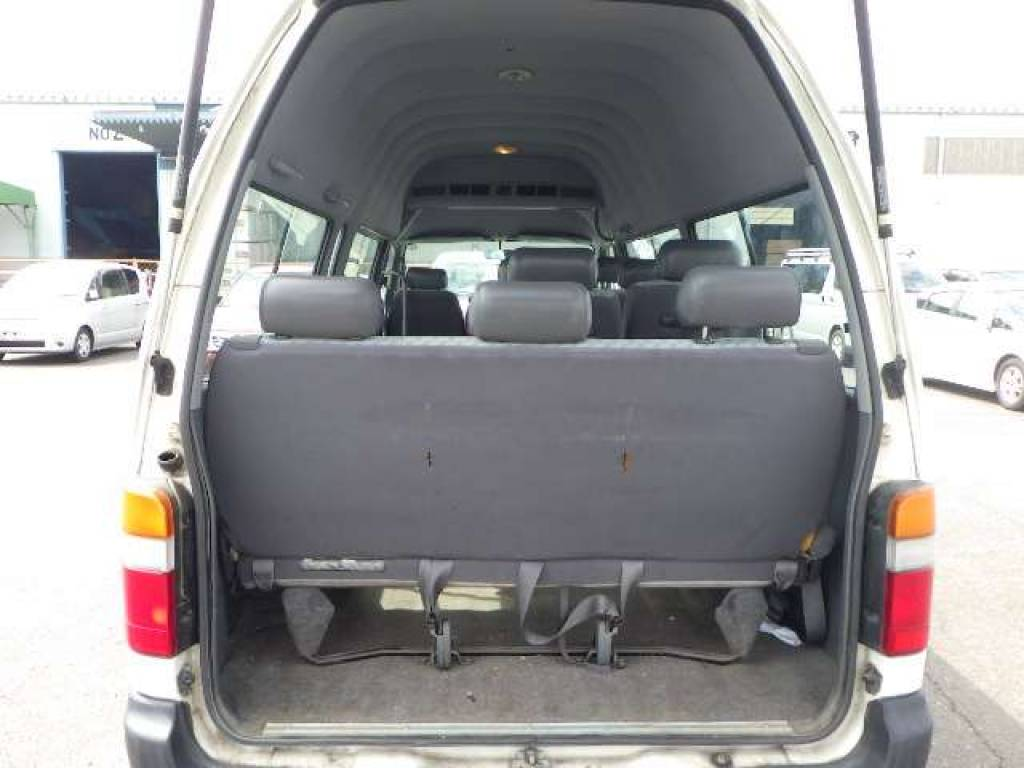 Used 2001 AT Toyota Hiace Commuter RZH125B Image[9]
