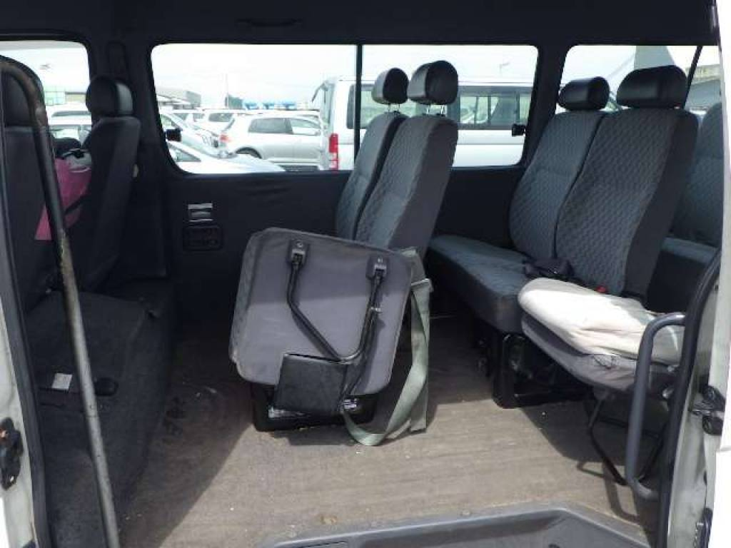 Used 2001 AT Toyota Hiace Commuter RZH125B Image[10]