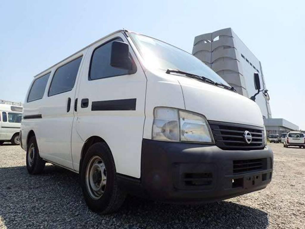 Used 2004 MT Nissan Caravan Van VPE25