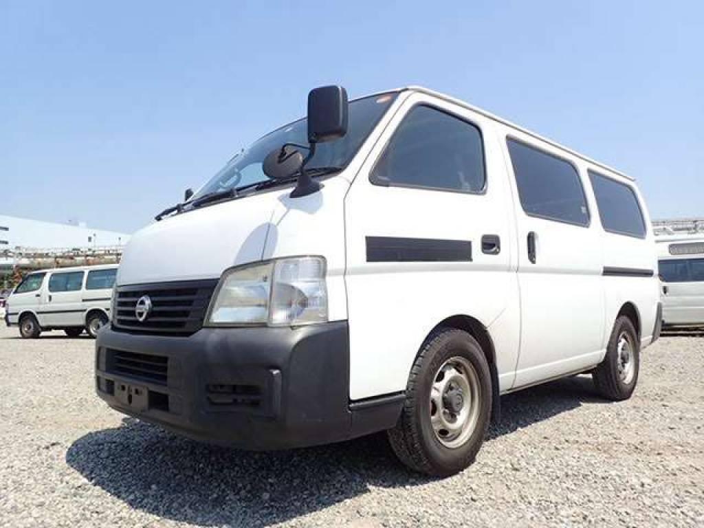 Used 2004 MT Nissan Caravan Van VPE25 Image[1]