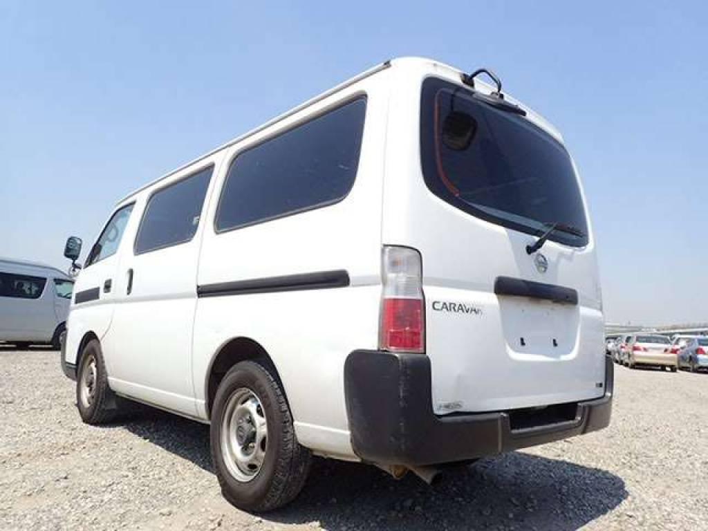 Used 2004 MT Nissan Caravan Van VPE25 Image[2]