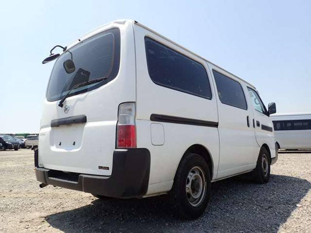 Used 2004 MT Nissan Caravan Van VPE25 Image[3]