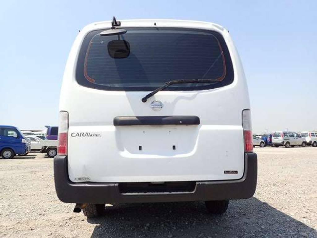 Used 2004 MT Nissan Caravan Van VPE25 Image[4]