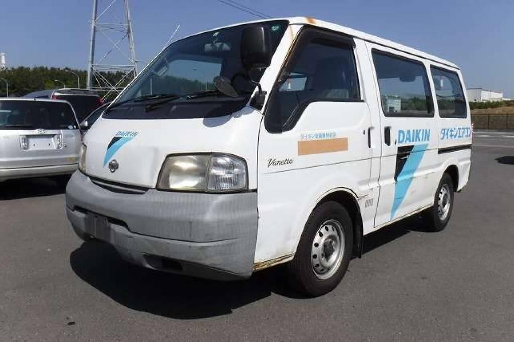 Used 2002 MT Nissan Vanette Van SK82VN