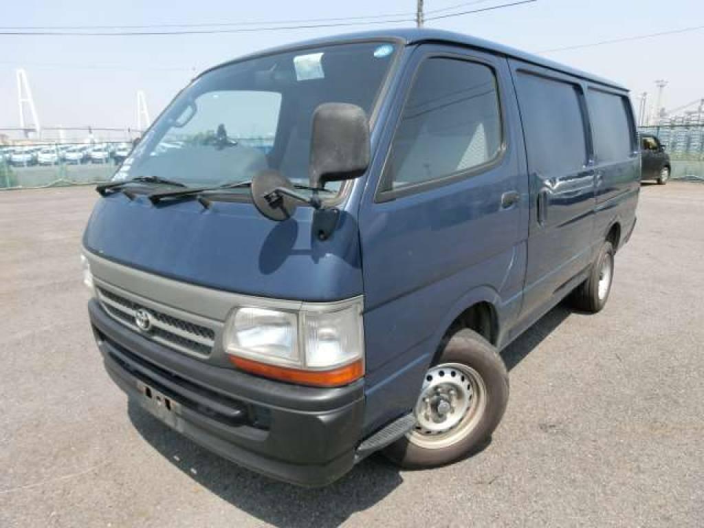 Used 2003 AT Toyota Hiace Van RZH112V Image[1]
