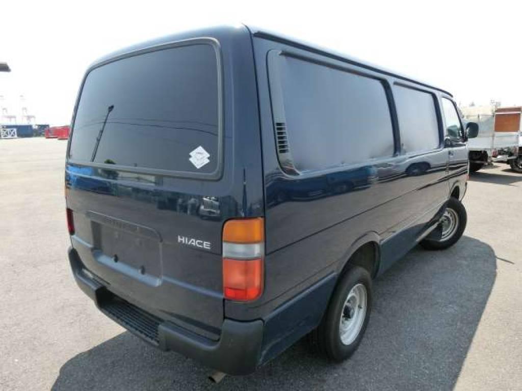 Used 2003 AT Toyota Hiace Van RZH112V Image[3]