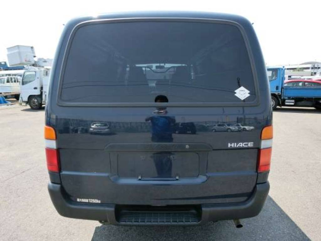 Used 2003 AT Toyota Hiace Van RZH112V Image[5]