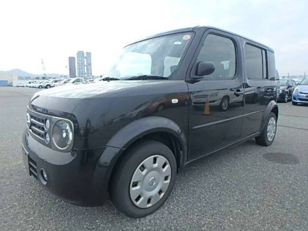 Used 2007 AT Nissan Cube YGZ11