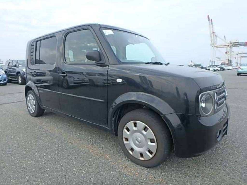 Used 2007 AT Nissan Cube YGZ11 Image[1]
