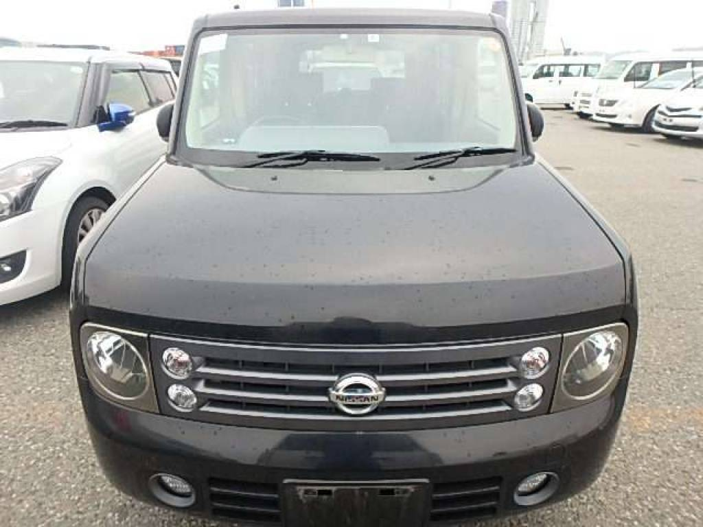 Used 2007 AT Nissan Cube YGZ11 Image[4]