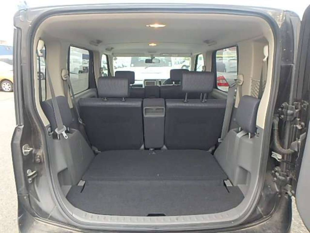 Used 2007 AT Nissan Cube YGZ11 Image[6]