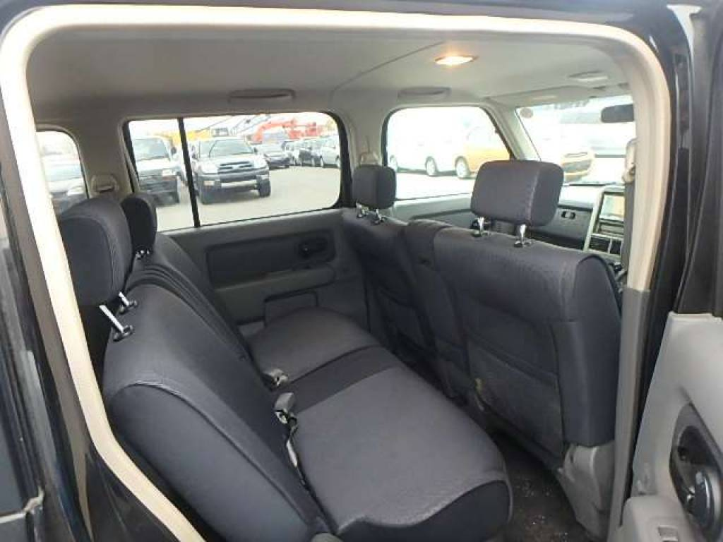 Used 2007 AT Nissan Cube YGZ11 Image[8]