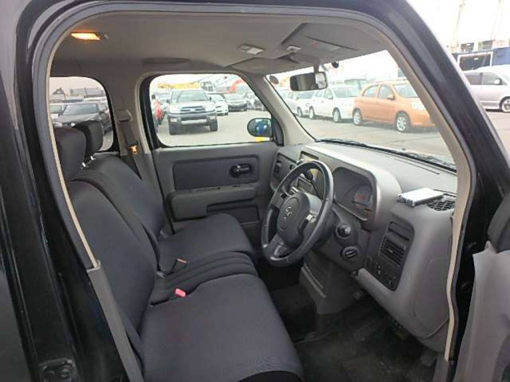 Used 2007 AT Nissan Cube YGZ11 Image[9]