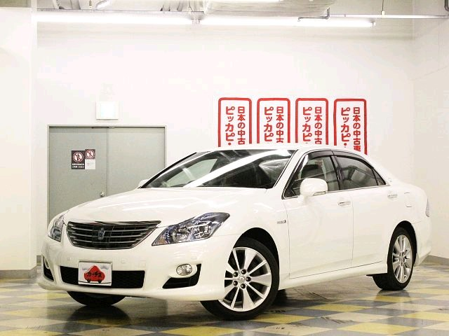 Used 2009 CVT Toyota Crown Hybrid DAA-GWS204