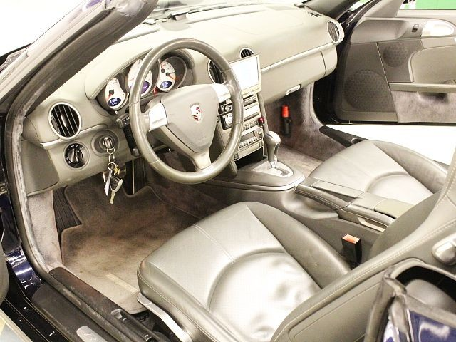 Used 2005 AT Porsche Boxster GH-98726 Image[1]
