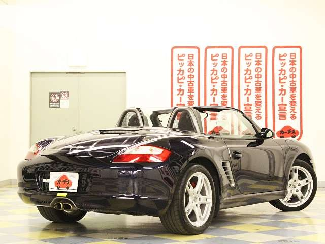 Used 2005 AT Porsche Boxster GH-98726 Image[2]