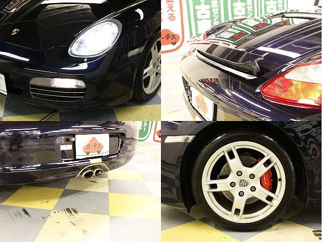 Used 2005 AT Porsche Boxster GH-98726 Image[7]