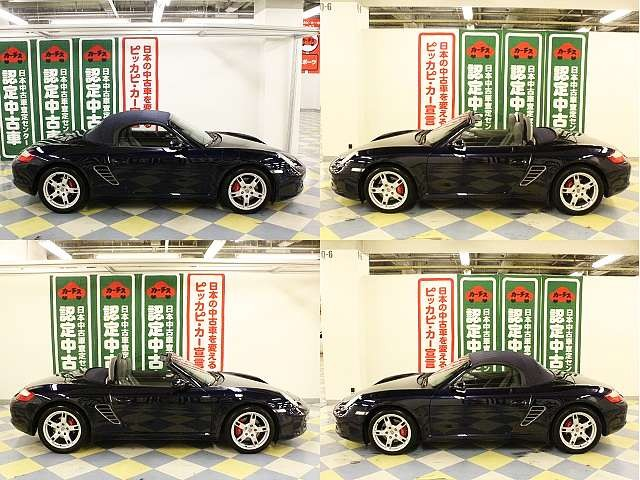 Used 2005 AT Porsche Boxster GH-98726 Image[8]